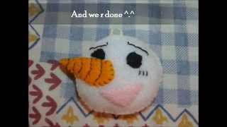 Fairy tail : How to make a Plue head Plushie Tutorial