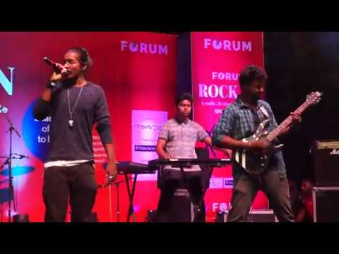 Phoenix HYDERABAD - Live at Forum HYD | ROCK ON 2018 Finale
