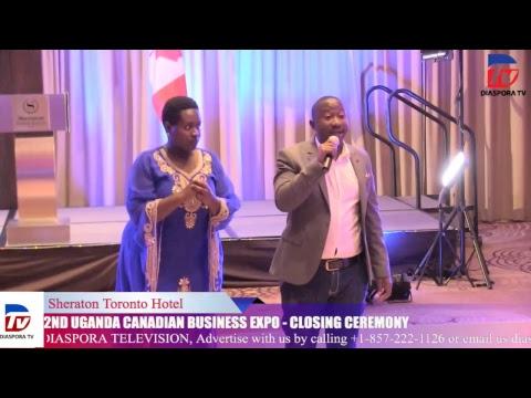 2nd UGANDA CANADIAN BUSINESS EXPO 2018- Closing Ceremony