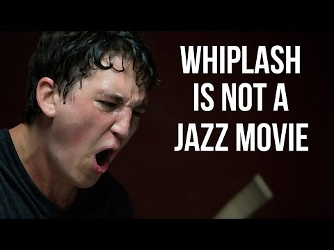Whiplash is not a Jazz Movie
