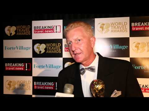 Jurgen Sutherland, Area General Manager at Hilton Hotels Worldwide