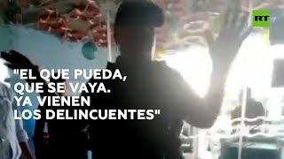 Hombre armado advierte en un restaurante de Culiacán que habrá una balacera