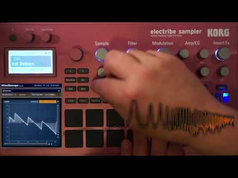 Electribe 2 vs Sampler: Grey & Blue vs Black & Red - what's the difference?