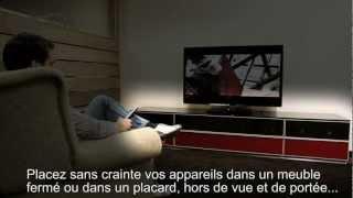 Marmitek Invisible Control vidéo Français avec sous-titres