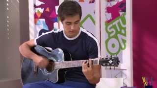 Violetta 2 - Piosenka dla Violetty. Odcinek 67. Oglądaj tylko w Disney Channel!