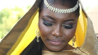 ASIAN BRIDAL MAKEUP TUTORIAL