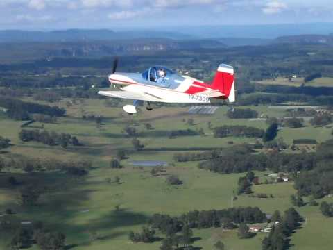Corby Starlet over The Southern Highlands NSW AUS