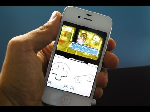 How To Install GBA Emulator On IPhone, IPod Touch & IPad 5.1.1 - FREE GpsPhone & Get Roms!