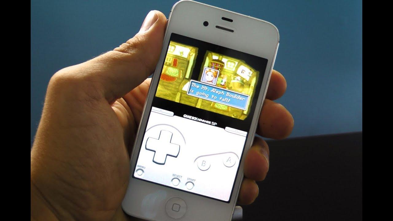 free gameboy emulator for iphone