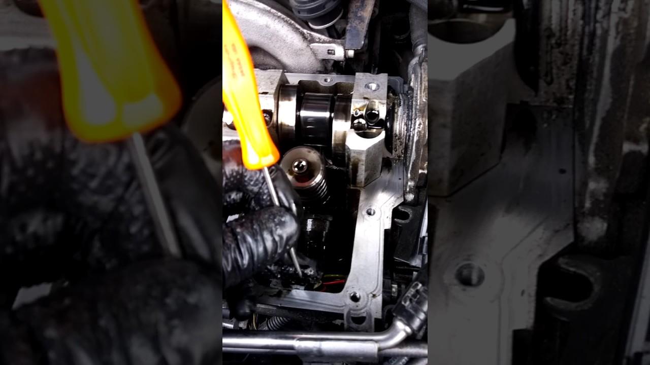 2004 vw tdi pd engine p0201 injector wire loom problem fix repair [ 1280 x 720 Pixel ]
