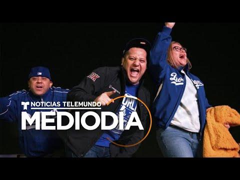 Noticias Telemundo Mediodía, 28 de octubre de 2020   Noticias Telemundo
