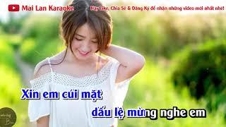 Gambar cover Karaoke Nh c S ng Li n Kh c Tr T nh Bolero M i Nh t 2017 Nghe C c Ph Mai Lan Karaoke 720
