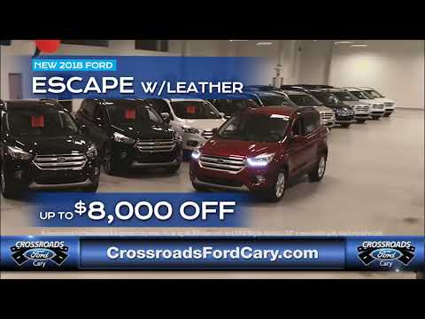 Perfect Crossroads Ford Cary Never Done Before SUVs 9 7 18
