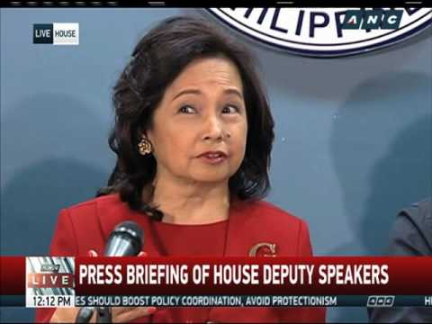 'Blooming' Gloria Arroyo: Freedom is healthy for me