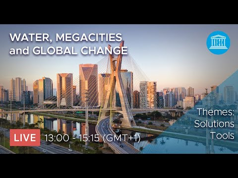 "Day 4 | Pre-Conference ""Water, Megacities and Global Change"""