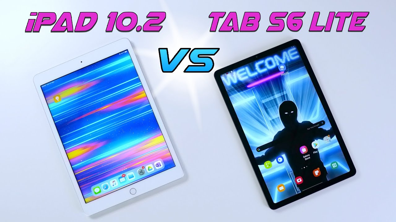 Tab S6 Lite vs iPad 10.2 - Value for Money?