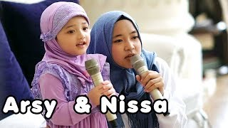 Video Akhirnya Arsy Nyanyi Bareng Sama Nissa Sabyan Keluarga A6 download MP3, 3GP, MP4, WEBM, AVI, FLV Juli 2018