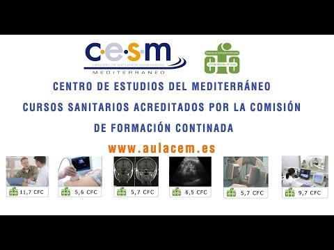 Cursos de sanidad acreditados por la CFC para profesionales sanitarios