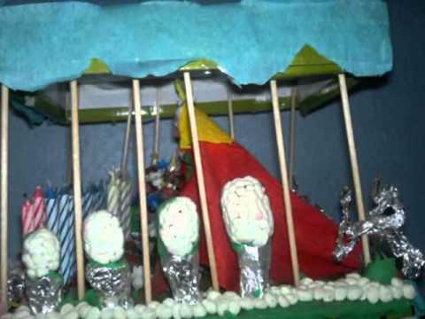 Santaella Distintos Pasos De Semana Santa En Miniatura Cordobeses Y