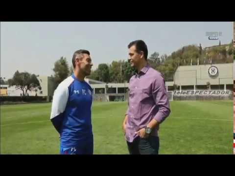 Jared Borgetti entrevista a Pedro Caixinha DT del Cruz Azul - Futbol Picante