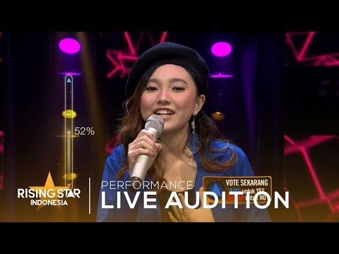 Maretha Primadani -  Side To Side | Live Audition 5 | Rising Star Indonesia 2019