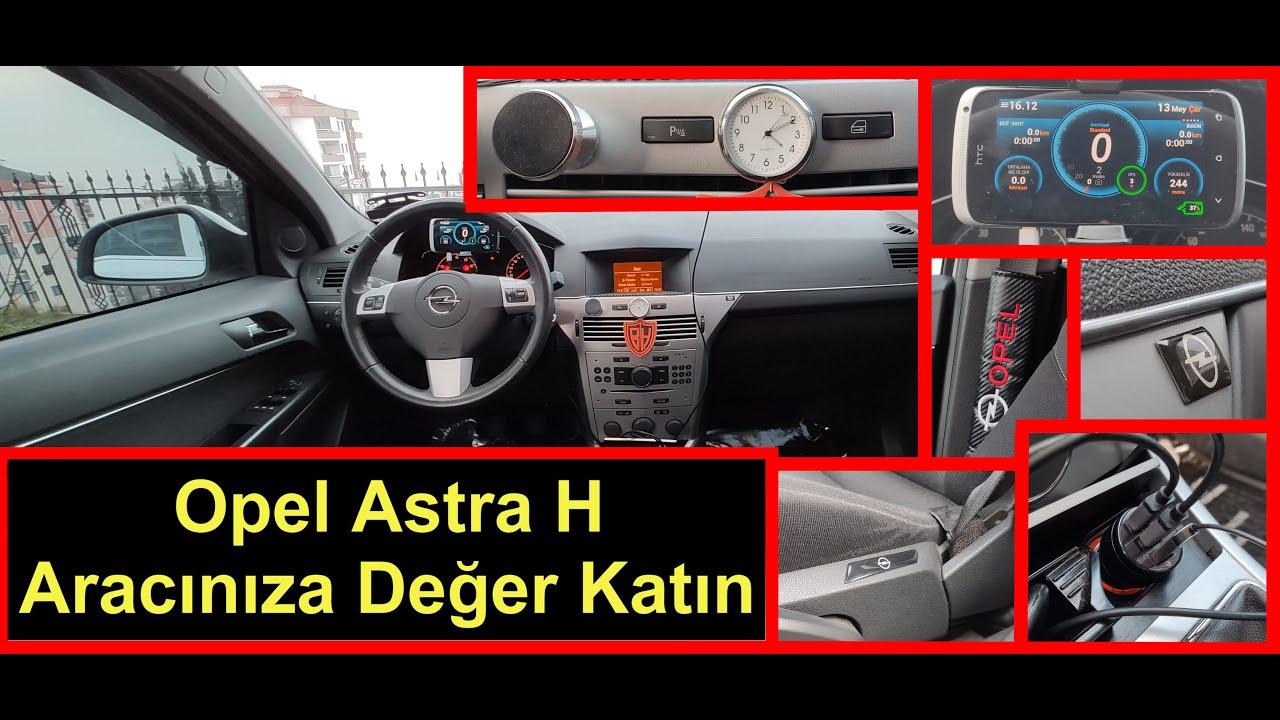 Opel Astra H Çekiş Düsmesi Sorunu Çözümü- Tek Civata Sökmeden Motor Canlandırma  Videosu