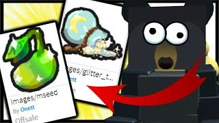 *NEW* LEAKED ITEMS FOR NEXT UPDATE! | Roblox Bee Swarm Simulator