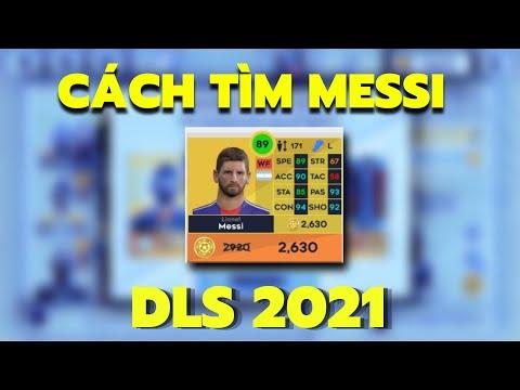cách hack tiền dream league soccer 2016 ios - Cách Tìm Mua Messi Trong Dream League Soccer 2021  Messi DLS 21