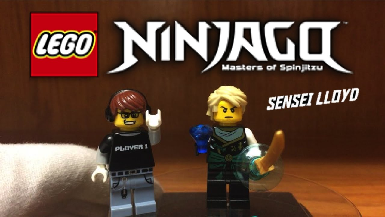 Ninjago custom sensei lloyd garmadon from season 5 must - Sensei ninjago ...