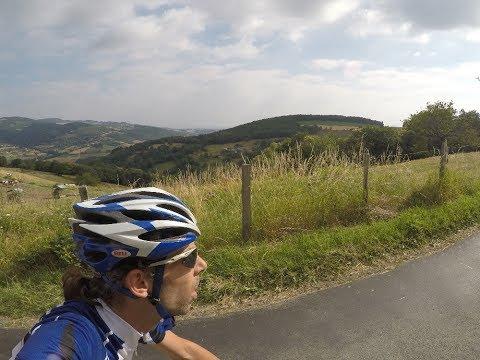 Lyon - Solaize à vélo... 73 km ! - 24/06/2017