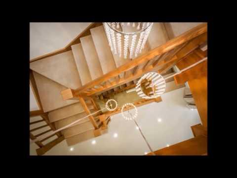 Millionaires Homes - £4.5 Million MTV Cribs Celebrity 5000+sq ft HUGE Luxury Mansion in Surrey UK