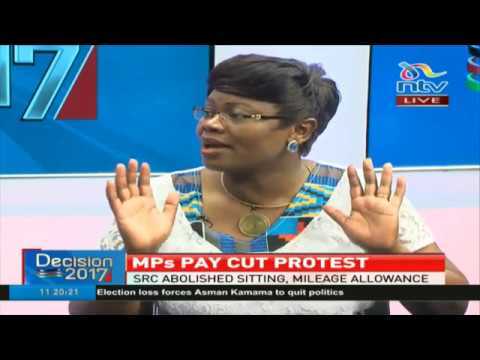 Gathoni Wa Muchomba opposes slashing of MPs' salaries by SRC - Full interview