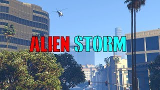 Alien Storm GTA 5