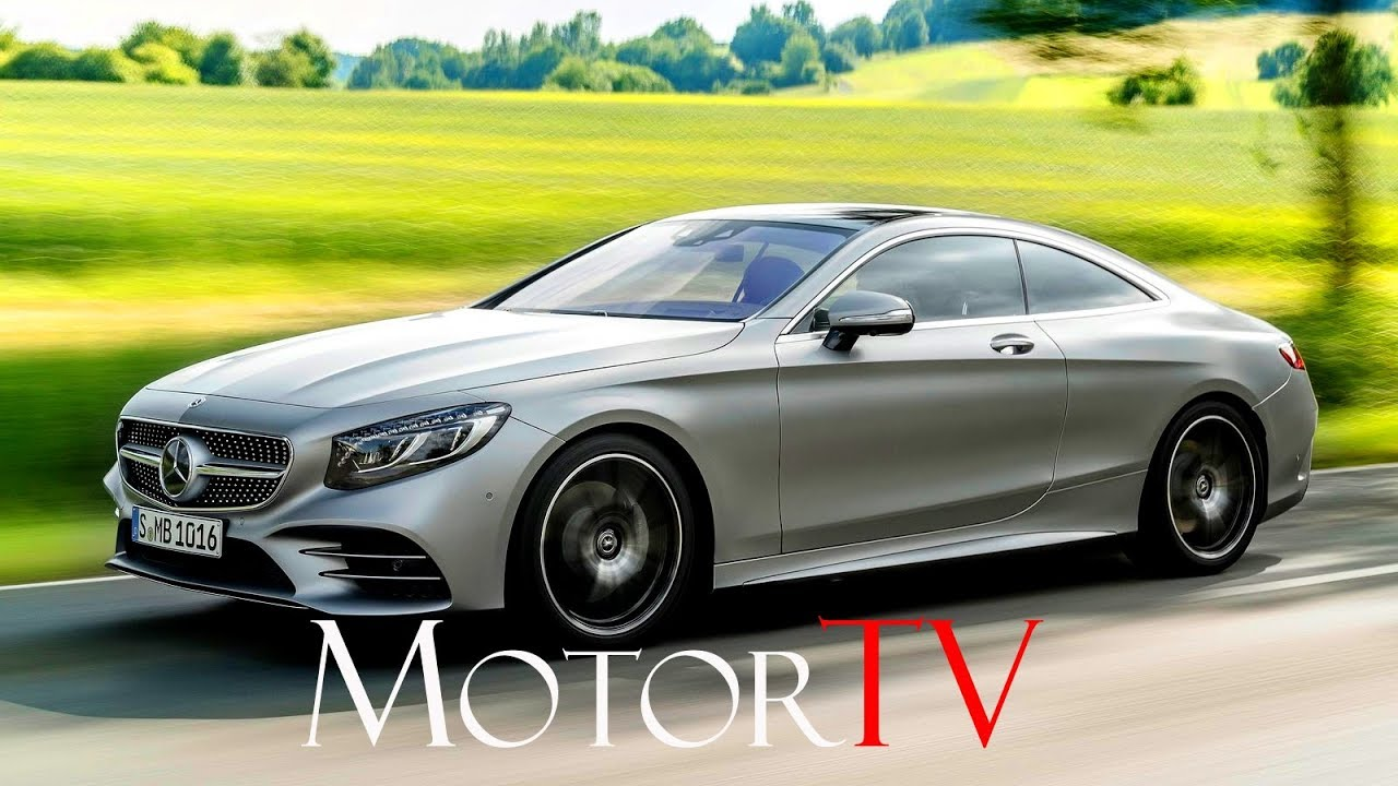 New 2018 mercedes benz s class coupe 39 s450 s560 l beauty for Mercedes benz s450