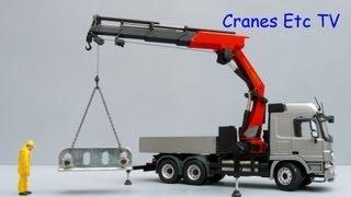 Conrad Palfinger PK 53002 SH by Cranes Etc TV