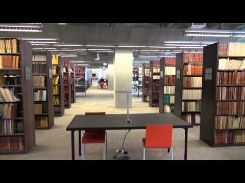 A tour of the newly opened Downtown San Diego Central Library