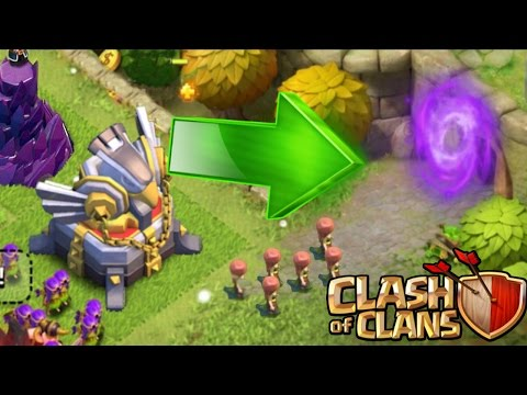 Clash Of Clans | 5 Things CoC Should Add Into The Game! New Dark Troop, Time Warp! Clash Update!
