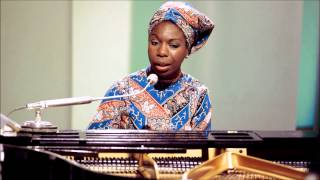 "Nina Simone ""I Sing Just To Know That I'm Alive"""