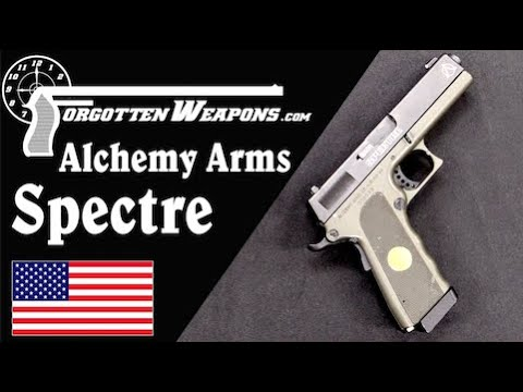 Glock Meets 1911: The Alchemy Arms Spectre