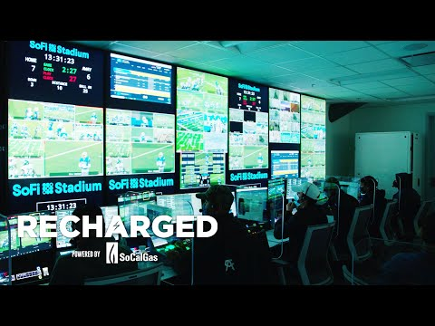 Behind the Scenes Producing an NFL Home Game
