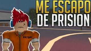 I put in the prison and escaped - Flee the Facility - ROBLOX