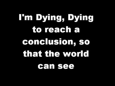 Dying- Five For Fighting(LYRICS)