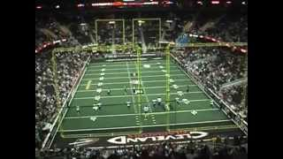 Phil Marfuggi Arena Football League Game Film 2012 2011 2010 Seasons.wmv