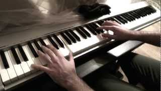 "Dexter ""Blood Theme"" (Piano Interpretation) HD"