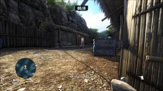 Far Cry 3 - Bad Side of Town (Mission) [PC Gameplay] HD