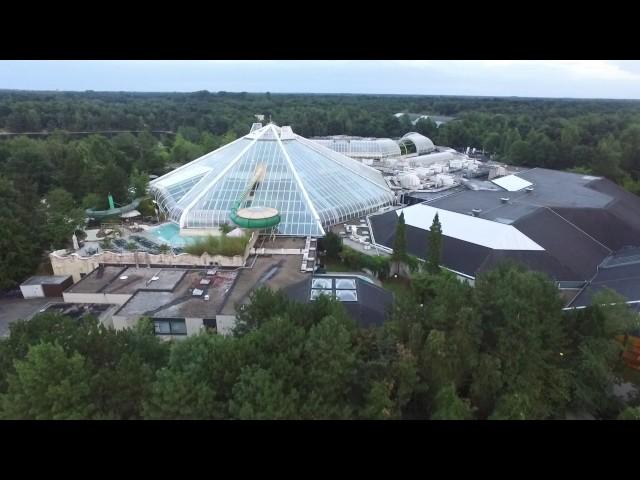 Centre parcs--Vakantiepark Center Parcs De Vossemeren