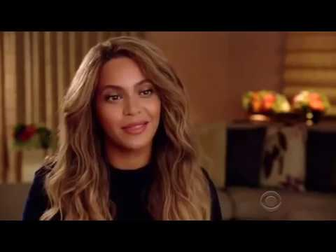 Beyoncé interview 2018