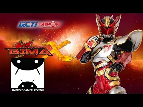 BIMA-X Android GamePlay Trailer (1080p)