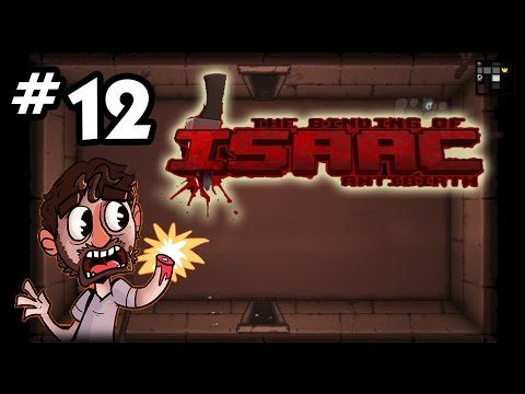 👁👁 SEEING DOUBLE Challenge 👁👁 - Let's Play Binding of Isaac ANTIBIRTH Gameplay - Episode 12