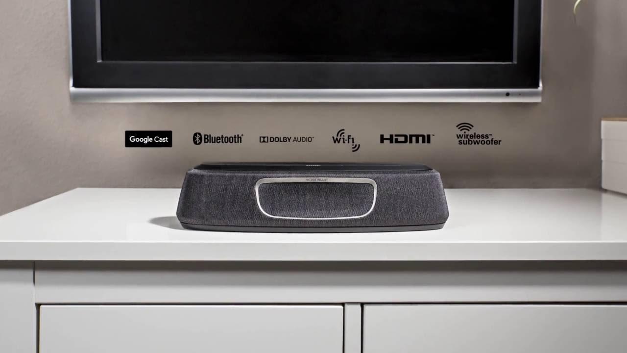 Polk Audio Sign Soundbar